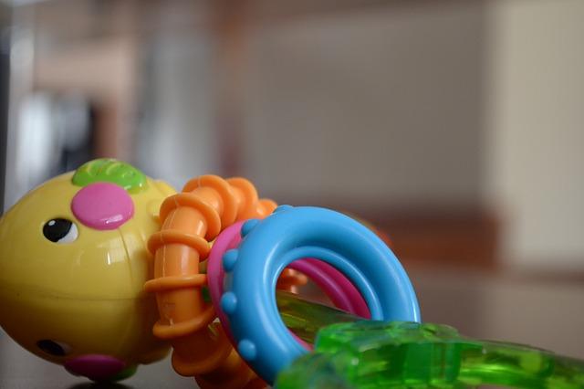hračka miminka