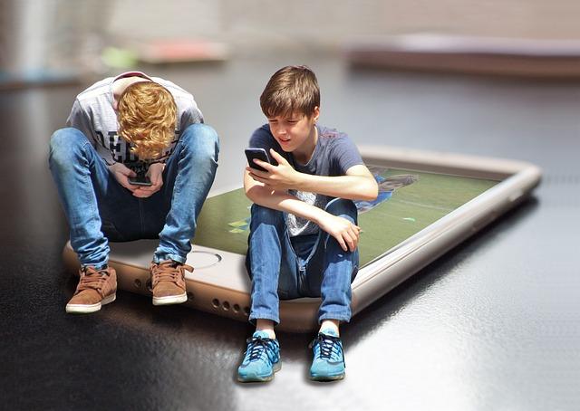Naučte děti pracovat sinternetem