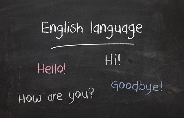 pozdravy v angličtině