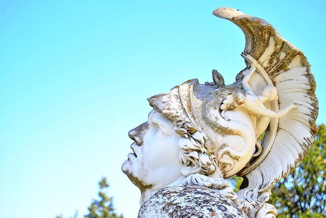 socha Achillea