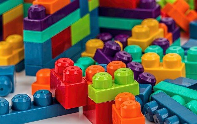 barevná stavebnice